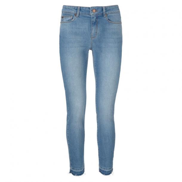 Ivy Copenhagen Alexa Jeans Vina Del Mar Used Denim Blue