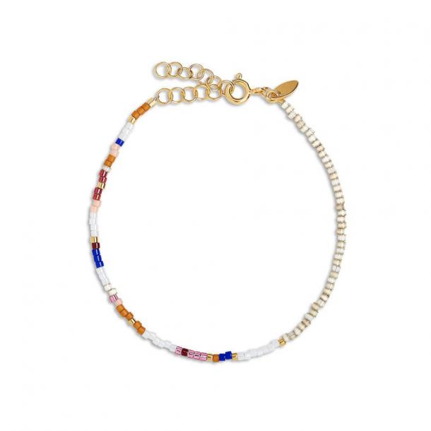 By Thiim Simplicity Bracelet Ethnic Stripes