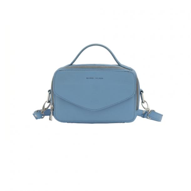 Daniel Silfen handbag Emma Light Blue