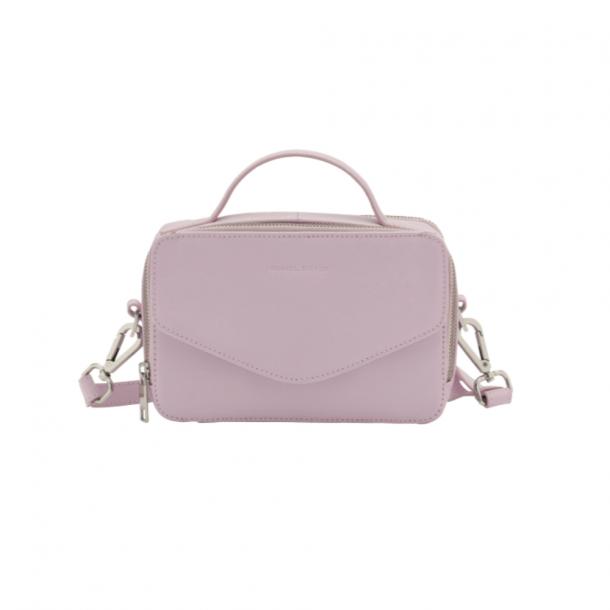 Daniel Silfen handbag Emma Sweet lilac