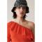 Ganni Cherry Blossom Hat