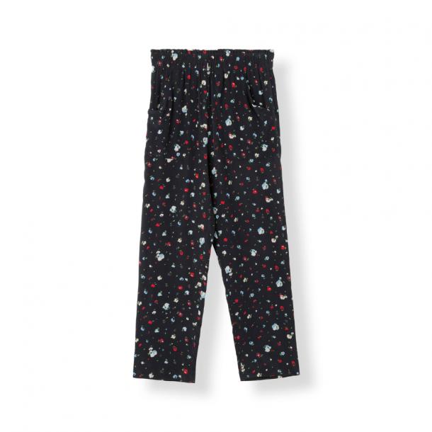 Ganni Nolana Silk Pants