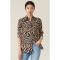 Ganni Shirt Printed Crepe