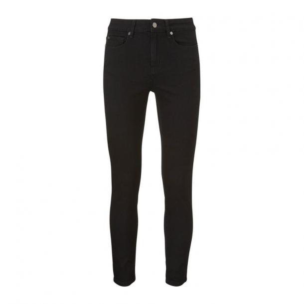 Ivy Copenhagen Alexa Ankle Jeans Seriously Black