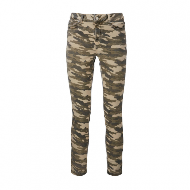 Ivy Alexa Ankle Jeans Camouflage