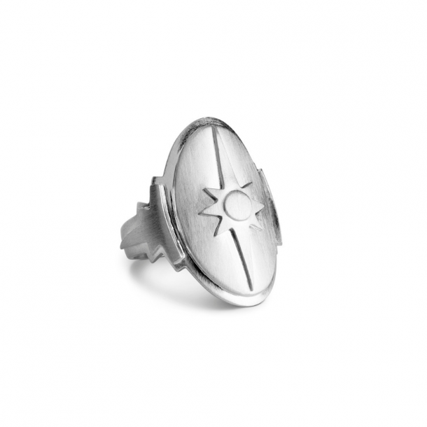 Jane Kønig Shield Ring S