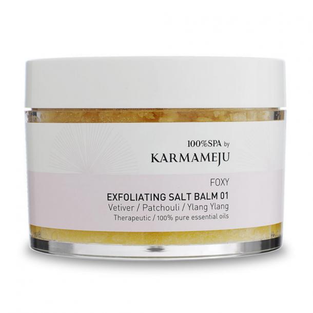 Karmameju Salt Body Scrub 350 ml