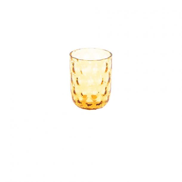 danish summer tumbler amber big drops