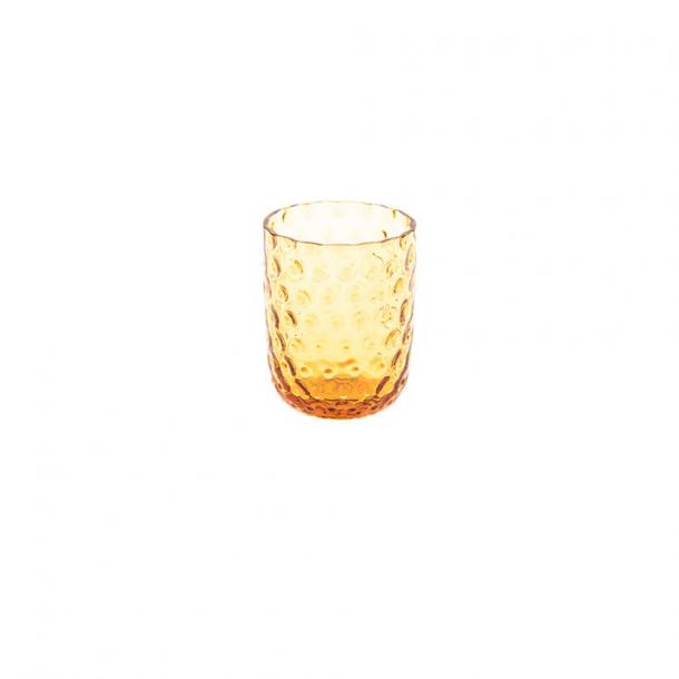 Danish summer tumbler small amber small drops
