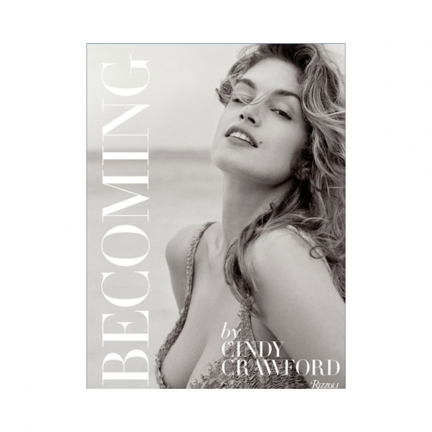 NEW MAGS Becoming By Cindy Crawford