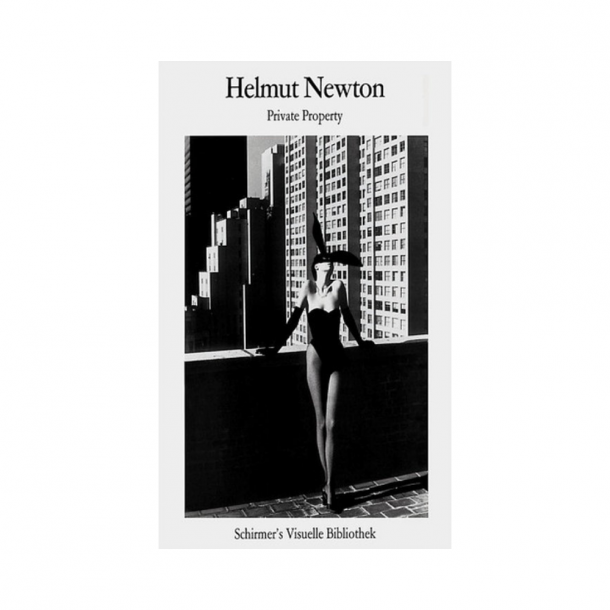 NEW MAGS Private Property Helmut Newton
