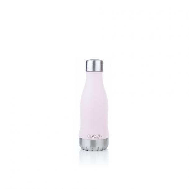 GLACIAL Bottle Mat Pink 260 ml.