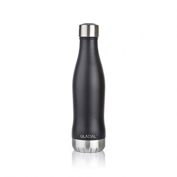 GLACIAL Bottle Black 400 ml.