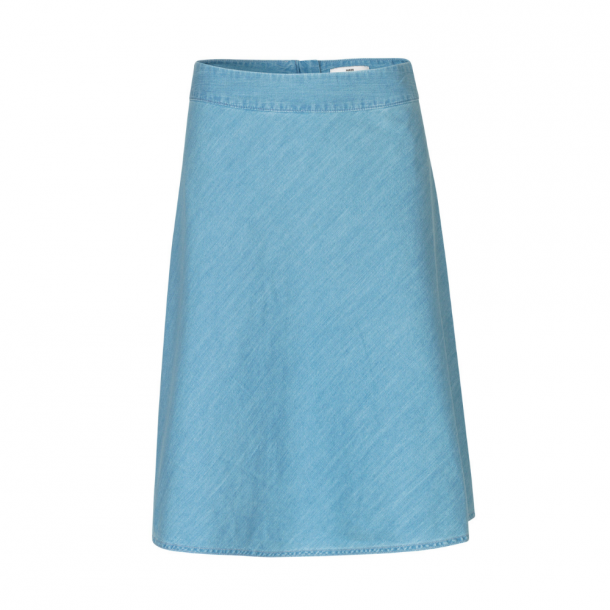 Mads Nørgaard Indigo Summer Skirt