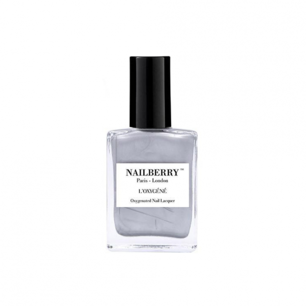 Nailberry Silver Lining
