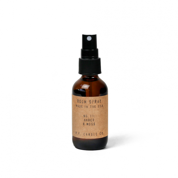 P.F. CANDLE CO. NO.11 Amber & Moss Roomspray