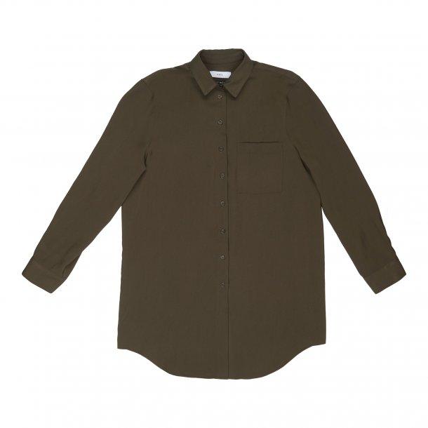 PAISTE Shirt Forrest Green