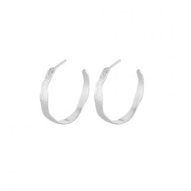 Pernille Corydon Bali Hoops 25 mm