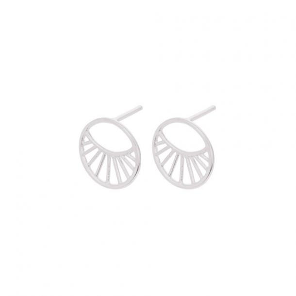 Pernille Corydon Daylight Earsticks Sølv