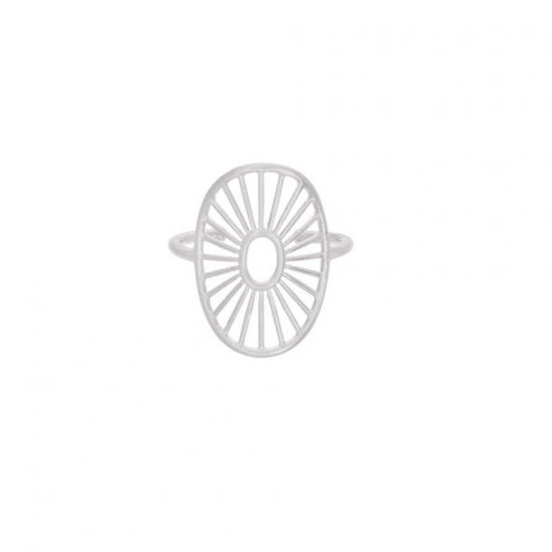 Pernille Corydon Daylight Ring Sølv