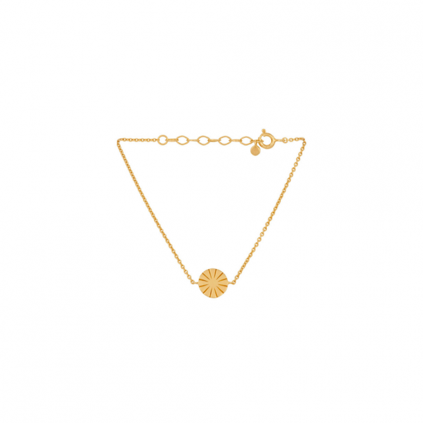Pernille Corydon Era Bracelet Forgyldt