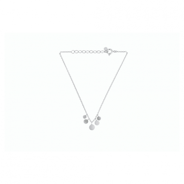 Pernille Corydon Mini Coin Bracelet Sølv