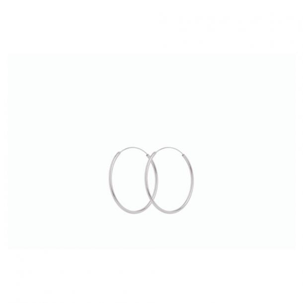 Pernille Corydon Mini Plain Hoops