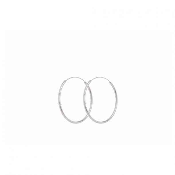Pernille Corydon Plain Hoop