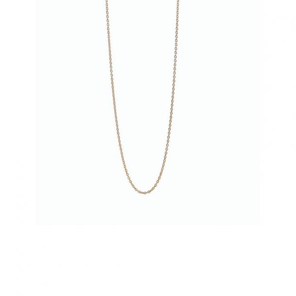 Pernille Corydon Short Anchor Chain Forgyldt