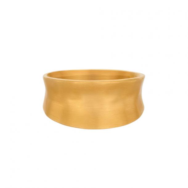 Pernille Corydon Saga Ring Forgyldt