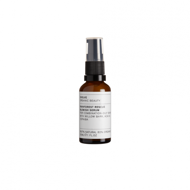 EVOLVE Rainforest rescue blemish serum 30ml