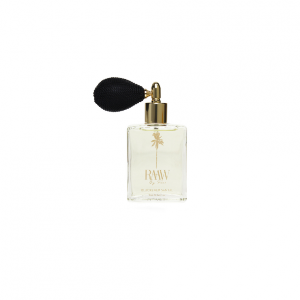 Raaw Eau de parfum blackened santal 60ml