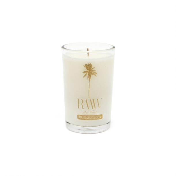 Raaw Scented Candle Mandarin Moon