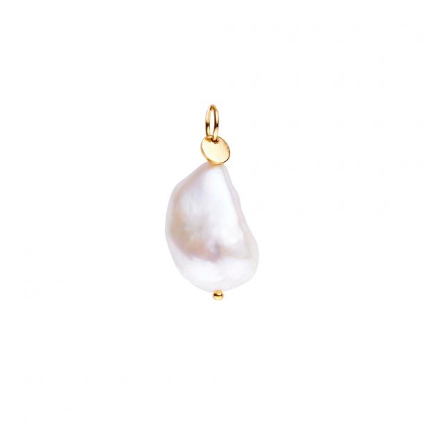 Stine A Baroque Pearl Pendant