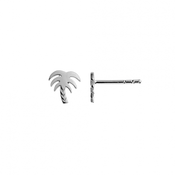 Stine A Petit Palm Earring Silver