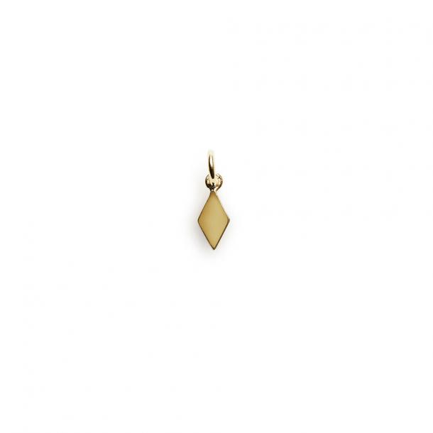 Trine Tuxen Harlekin Charm Gold Plated