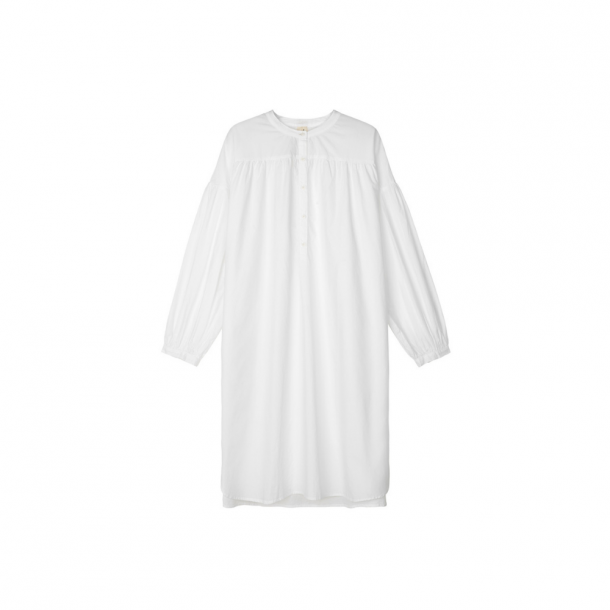Aiayu Circle Gaucho Dress White