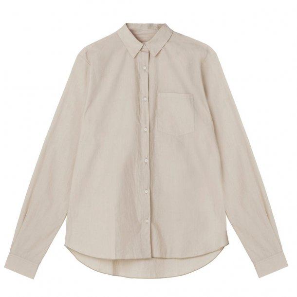 Aiayu Shirt Essential Poplin