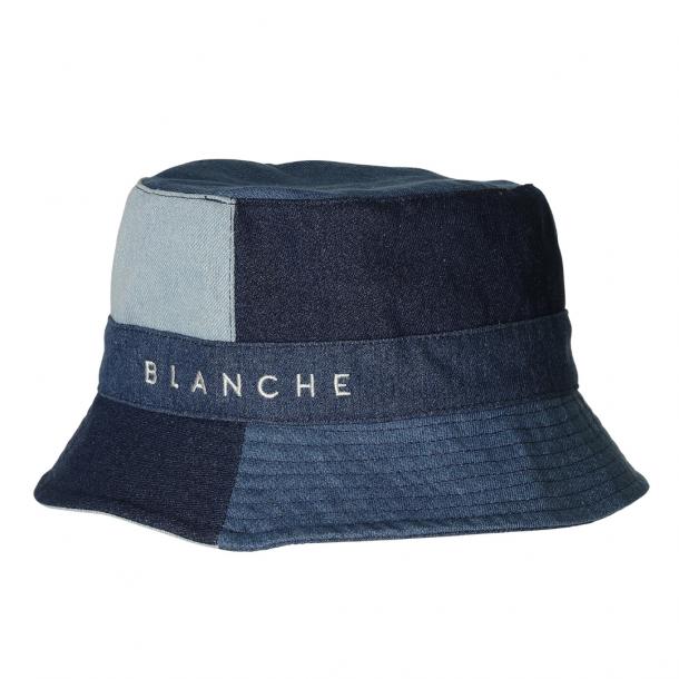Blanche Bucket Mid Blue