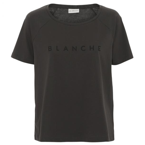 Blanche Main Raglan T-Shirt Caviar