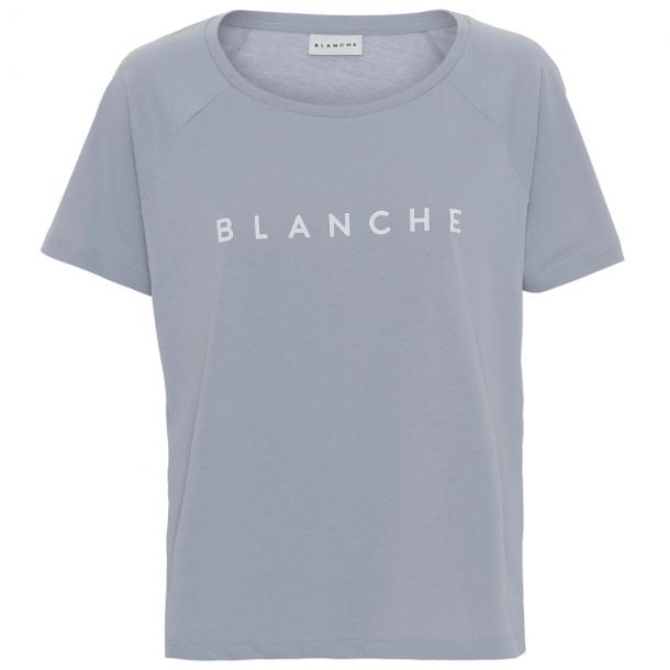 Blanche Main Raglan T-Shirt Dove Blue