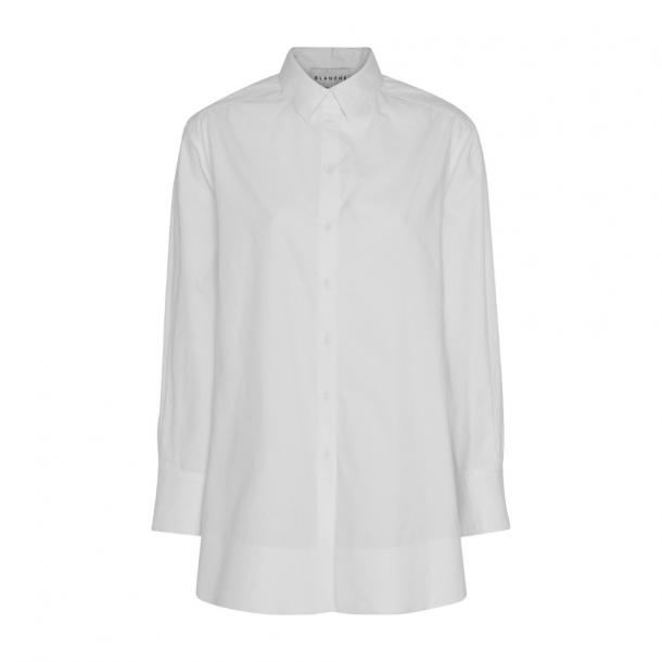 Blanche Ella Raw Shirts