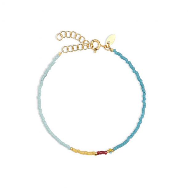 By Thiim Simplicity Bracelet Lime