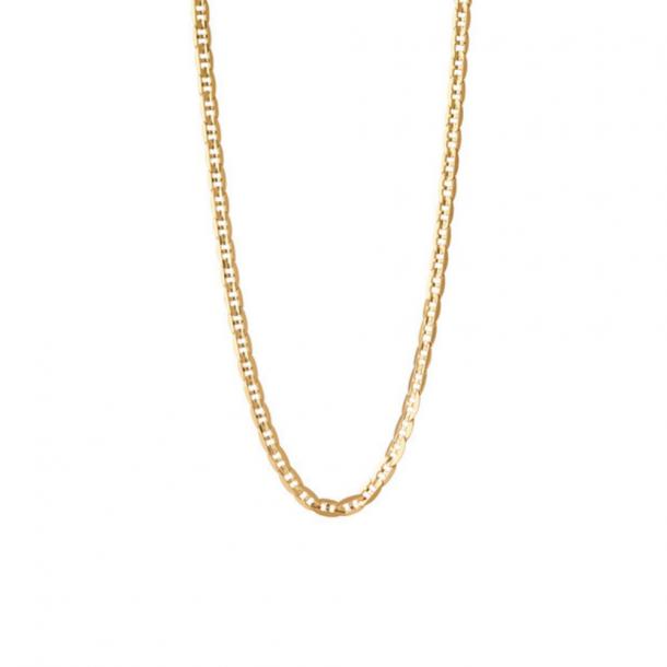 Maria Black Carlo Necklace 43 Gold