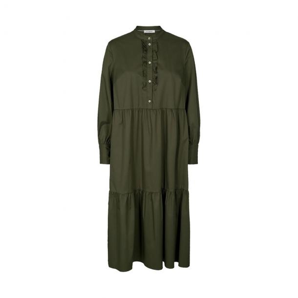 Co' Couture Pretoria Dress Army