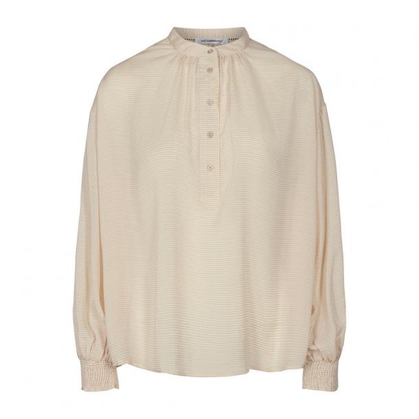 Co'Couture Pauline Shirt Bone
