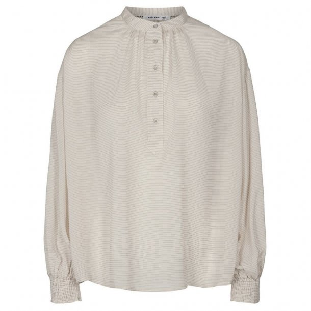 Co'couture Pauline Shirt Off White