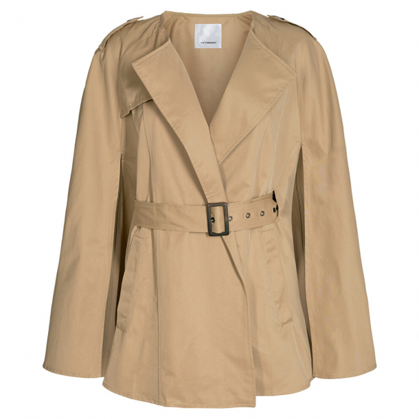 Co'couture Trench Cape