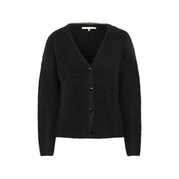 Gestuz DebbieGZ v-neck cardigan Black