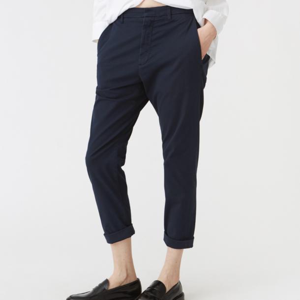 Hope News Trouser Dk Blue